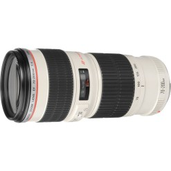 Canon EF 70-200mm F4 L USM - Objectif
