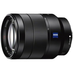 OPTIQUE PHOTO SONY SEL FE 24-70 F4 ZA OSS NOIR