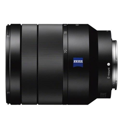 Sony FE 24-70mm F4 ZA OSS Noir - Objectif