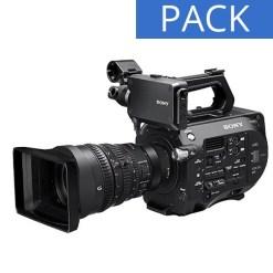 Pack Caméscope SONY PXW-FS7