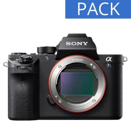 Pack Appareil Photo Sony Alpha 7S 2