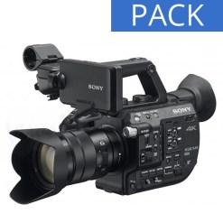 Pack Caméscope SONY PXW-FS5K Mark II
