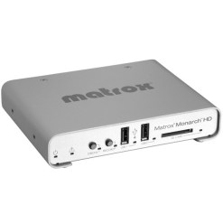 DIFFUSEUR/ENREGISTREUR MATROX MONARCH HD