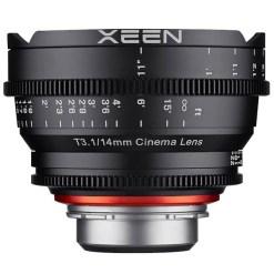 XEEN 14mm T3.1 Métrique Monture PL - Objectif Prime