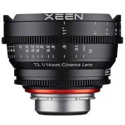 XEEN 14mm T3.1 Métrique Monture MFT - Objectif Prime