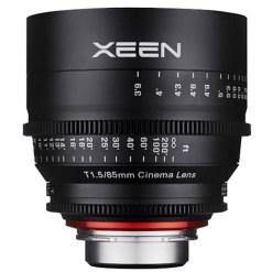 XEEN 85mm T1.5 Métrique Monture E - Objectif Prime