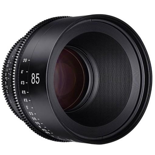 XEEN 85mm T1.5 (Micro 4/3, métrique) - Objectif Prime Cinéma