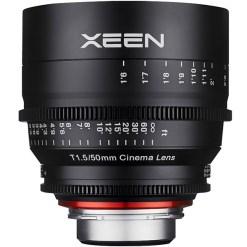 XEEN 50mm T1.5 Impérial Monture PL - Objectif Prime