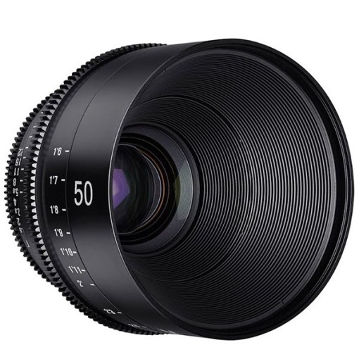 OBJECTIF PRIME XEEN 50MM MONTURE EF T1.5 IMPERIAL