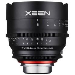 XEEN 24mm T1.5 (Sony E, imperial) - Objectif Prime Cinéma