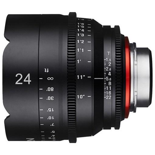 XEEN 24mm T1.5 Impérial Monture EF - Objectif Prime