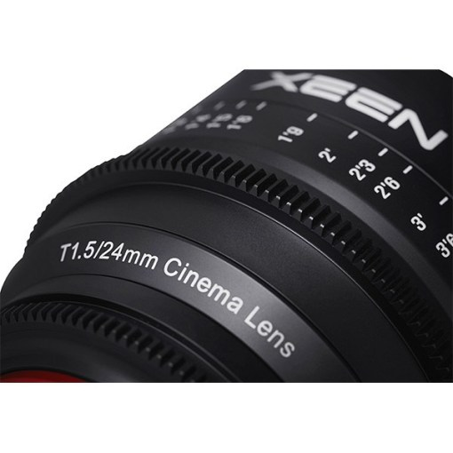 XEEN 24mm T1.5 Impérial Monture PL - Objectif Prime