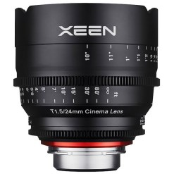 XEEN 24mm T3.1 (Micro 4/3, imperial) - Objectif Prime Cinéma