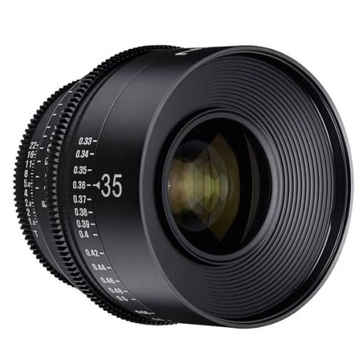 XEEN 35mm T1.5 Métrique Monture EF - Objectif Prime Cinéma