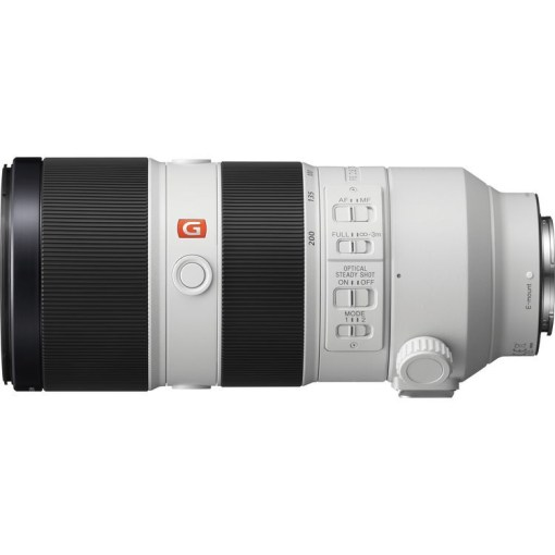 Sony FE 70-200mm F2.8 G MASTER - Objectif