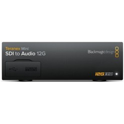 CONVERTISSEUR BLACKMAGIC TERANEX MINI SDI VERS AUDIO 12G