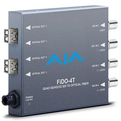 Convertisseur AJA FiDO-4T X