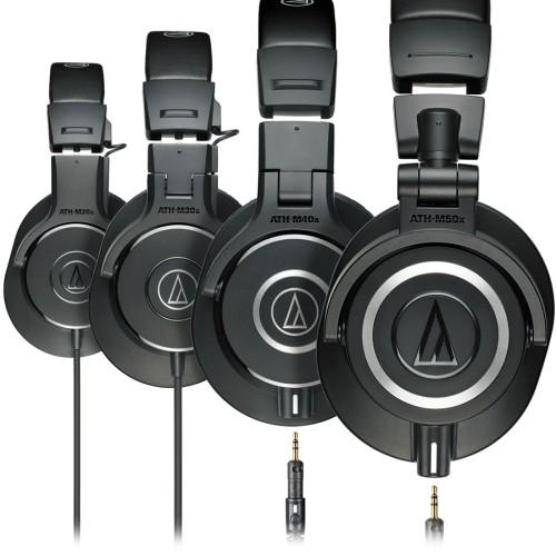 CASQUE AUDIO TECHNICA ATH-M20X