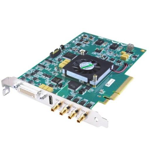 CARTE D'ACQUISITION PCIE 2.0 AJA KONA 4