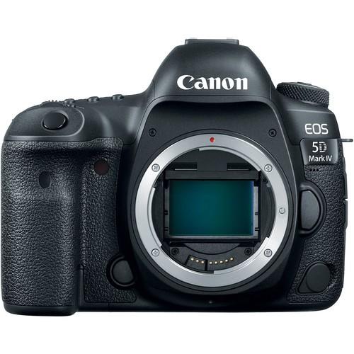 Canon ESO 5D Mark IV - Appareil Photo Nu
