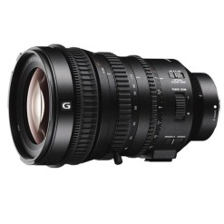 OPTIQUE SONY SELP 18-110 MM F4 G OSS PZ MOTORISE