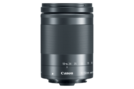 BOITIER HYBRIDE CANON EOS M5 + 18-150mm