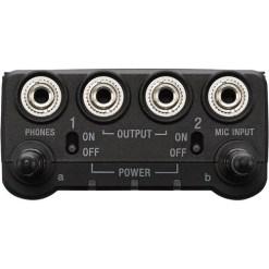 Sony URX-P03D K33 CANAL TV 33-41 - Récepteur HF