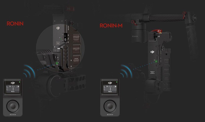 Dji Ronin Thumb Controller - Accessoire