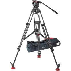Sachtler FSB 10 ENG 2 MCF - Kit Trépied et Rotule Vidéo