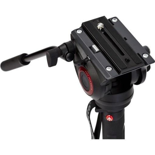 Manfrotto XPRO MVH500AH - Monopode et Rotule Vidéo
