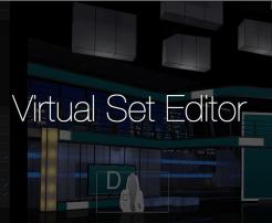 VIRTUAL SET EDITOR TriCaster VSE 2.5 - 1 LICENCE