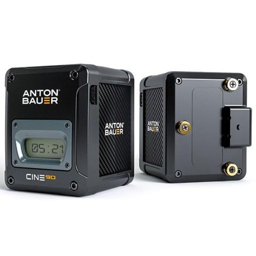 ANTON BAUER CINE 90GM - Batterie