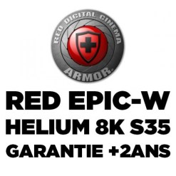 RED ARMOR - EXTENSION DE GARANTIE RED EPIC-W HELIUM 8K S35 +1AN