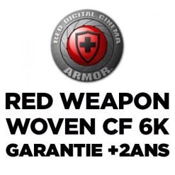 EXTENSION DE GARANTIE POUR RED WEAPON WOVEN CF
