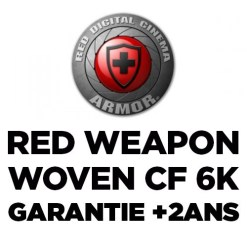 EXTENSION DE GARANTIE POUR RED WEAPON WOVEN CF