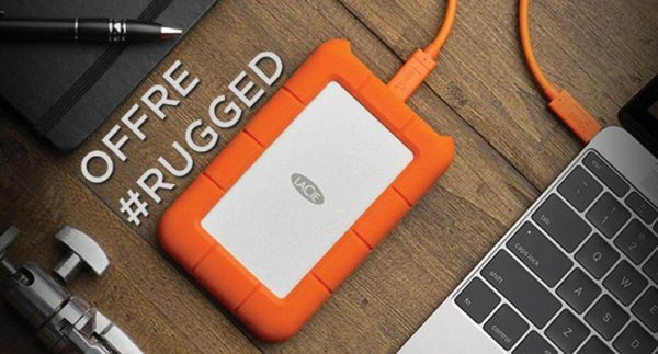 Offre LaCie #RUGGED