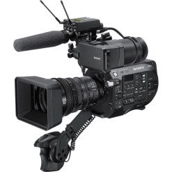 CAMESCOPE 4K XDCAM SONY PXW-FS7