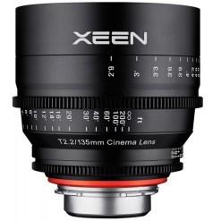 XEEN 135mm T2.2 Métrique Monture EF - Objectif Prime