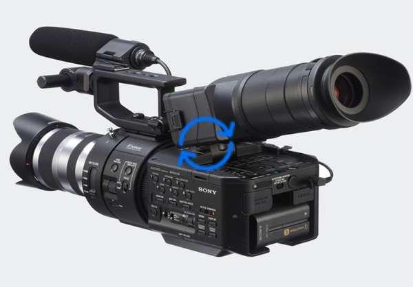 Upgrade NEX-FS700E pour 4K