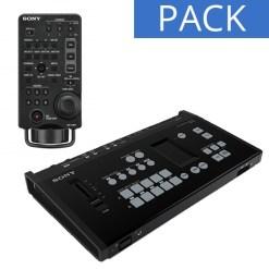 PACK MELANGEUR SONY MCX-500 + TELECOMMANDE RM-30BP