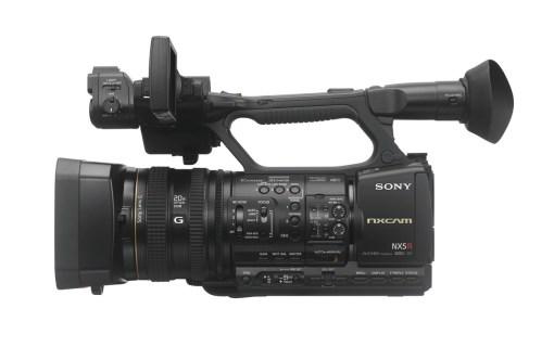 PACK MELANGEUR SONY MCX-500 & 2 CAMERAS HXR-NX5R + RM-30BP