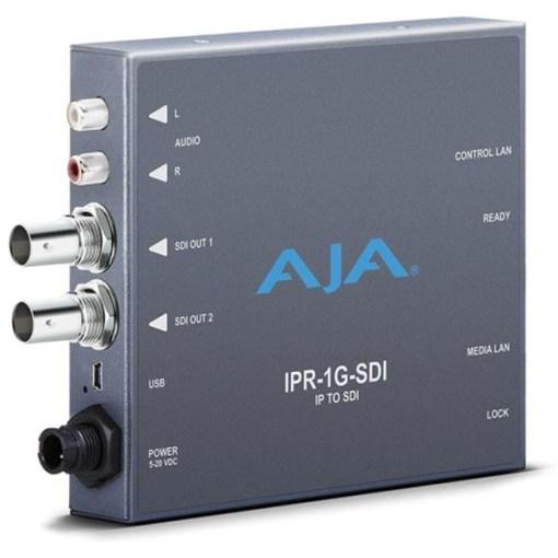 CONVERTISSEUR AJA IPR-1G-SDI