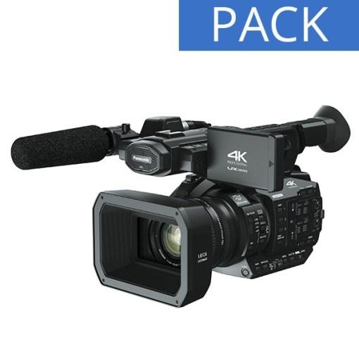 Pack Caméra Panasonic AG-UX90