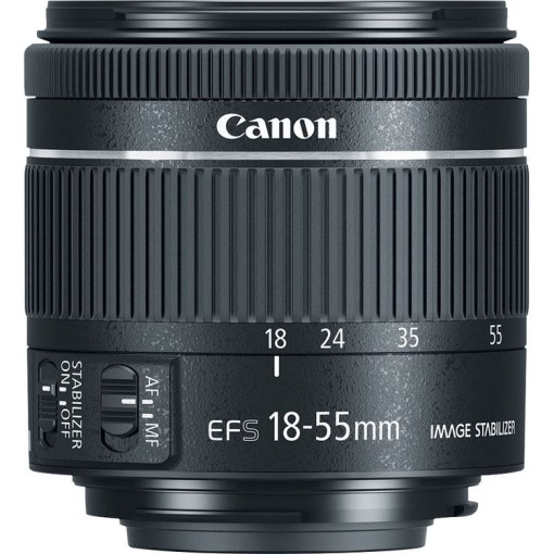 Canon EOS 800D + 18-55mm + Sac 100EG + SD16G - Kit Appareil Photo et Objectif