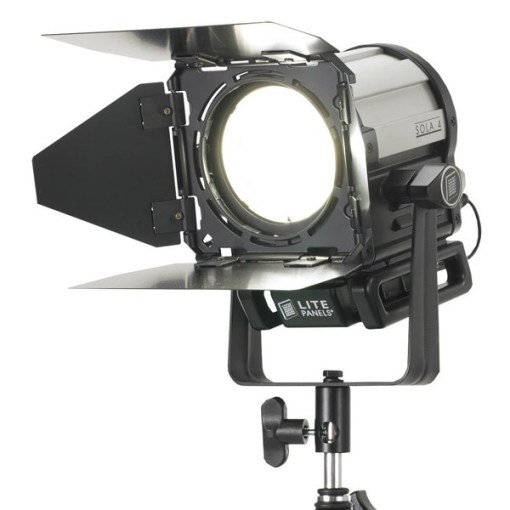 PROJECTEUR FRESNEL LED LITEPANELS SOLA 4 DAYLIGHT