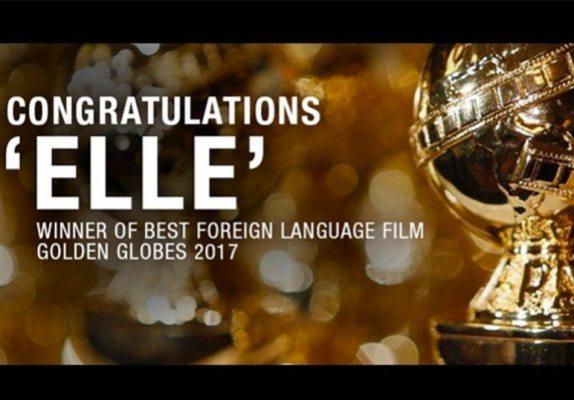 Elle : un film RED récompensé aux Golden Globes