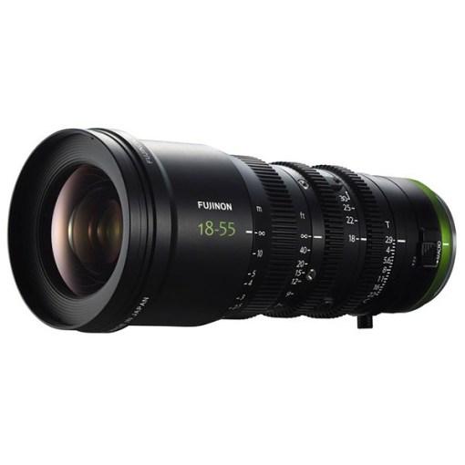 Fujinon MK18-55mm T2.9 Monture E - Objectif Zoom Cinéma