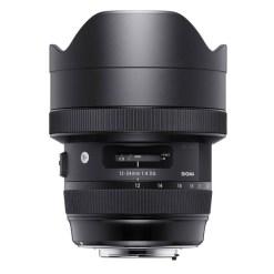 Sigma 12-24mm F4 DG HSM (Canon EF) - Objectif