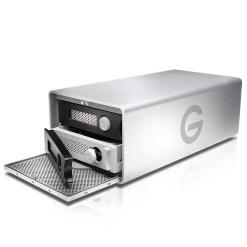 DISQUE DUR 8TO G-RAID REMOVABLE THUNDERBOLT USB