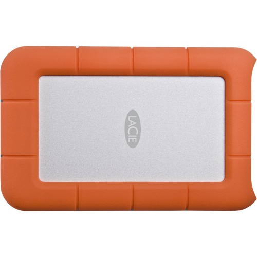 LaCie 2 To Rugged Mini USB 3.0 - Disque Dur Externe